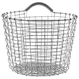 Contemporary Baskets by Korbo Baskets