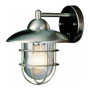 Gull 12 Wall Lantern Beach Style Outdoor Lights