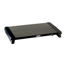 BroilKing Professional Warming Tray, Black