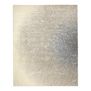 Twilight Rug, Ivory and Grey, 168x244 cm