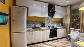 Маленькая кухня для фотографа