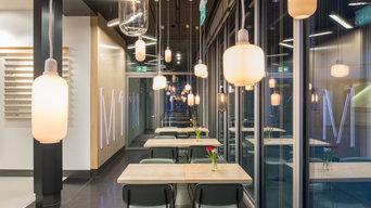 BMW Museum - M1 Café