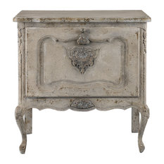 Fausta Aged Ivory Accent Chest (24586)