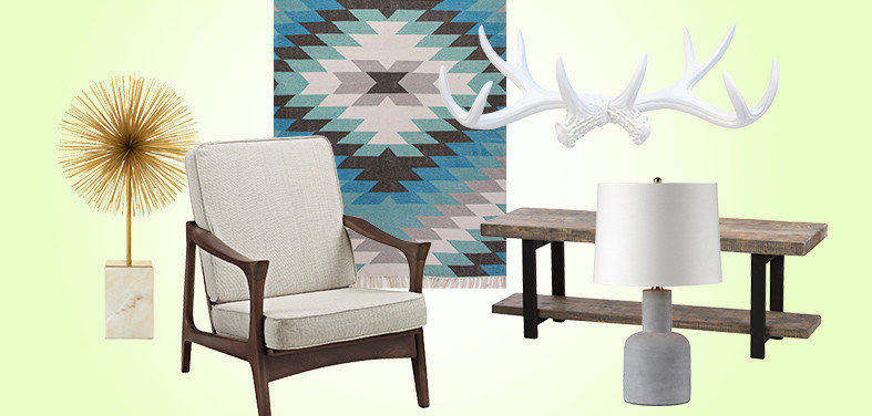 Lovely But decking your space out in Southwestern everything would look overwhelming Instead go for a cozy and cool Southwest inspired look