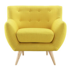 modway modway furniture remark armchair sunny armchairs and accent chairs
