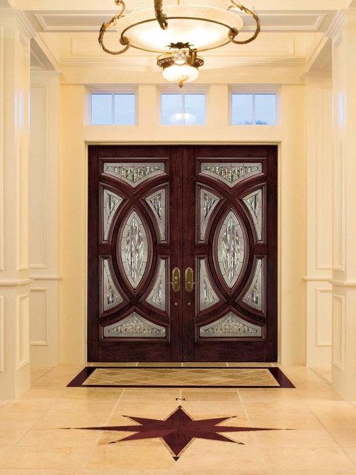 Jeld wen exterior aurora custom fiberglass - Jeld wen fiberglass exterior doors ...