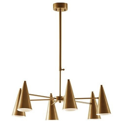 Midcentury Chandeliers by Olliix