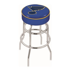 Holland Bar Stool Co St Louis Blues Cushion Seat With Double