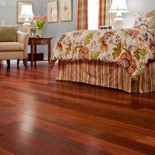 Santos Mahogany Flooring - Elegance and Beauty