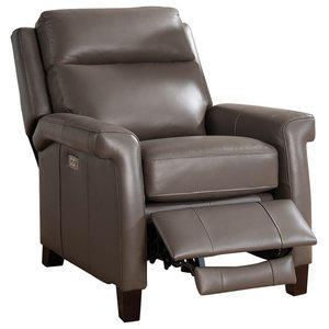 Lafer Adele Reclining Chair Contemporary Recliner