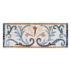 """Mosaic Tile Patterns, Ayten, 6""""x12"""""""