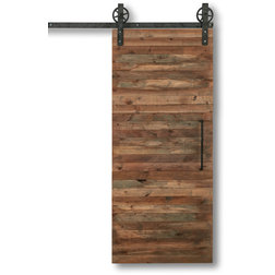 Rustic Interior Doors by White Shanty