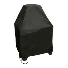 REDFORD COVER BLACK POLYESTER With PVC LINING