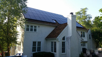 Completed Solar Array Installations