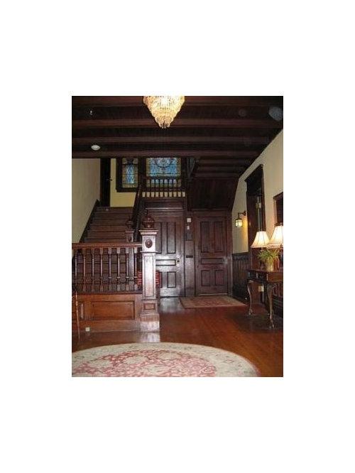 Victorian Era Foyer : Need help for my dark foyer victorian era