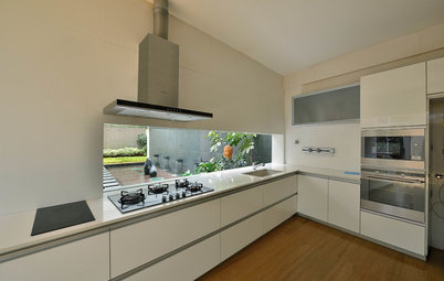 Indian Kitchens: 8 Modern Designs for City Life