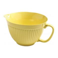 Norpro 5-Quart Lemon Yellow Grip EZ Mixing Bowl