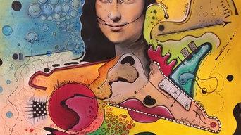 Mona Lisa - Ephémère I