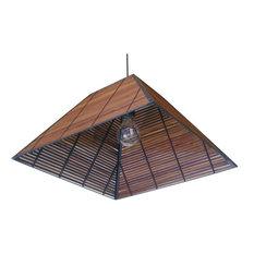 """9"""" Yamanote Japanese Ceiling Lantern"""