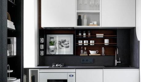 Дизайн-дебаты: Нормально ли делать открытые полки на кухне