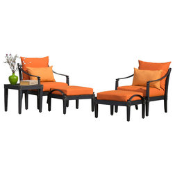 Nice Contemporary Outdoor Lounge Sets by RST Brands