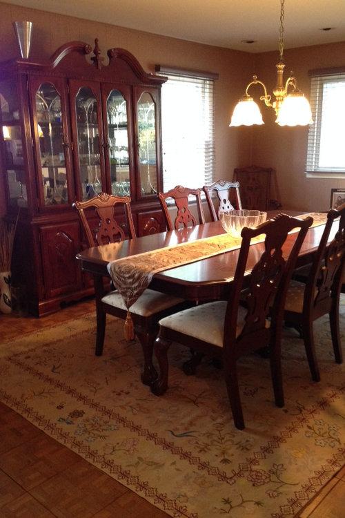 - Ideas To Modernize Dining Room Set? Please ???