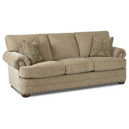 Transitional Sleeper Sofas by Klaussner Furniture