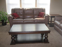 Just Purchased Coffee Table End Table Sofa Table