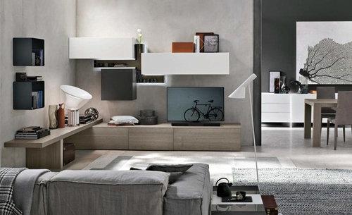 divano e parete attrezzata .. come li sistemo?