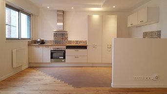 Rénovation Appartement Paris XIX