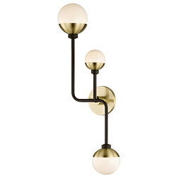 Contemporary Wall Sconces by Littman Brands West