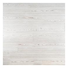 Balsa  8 in x 48 in. Matte Porcelain Floor and Wall Tile, Bean