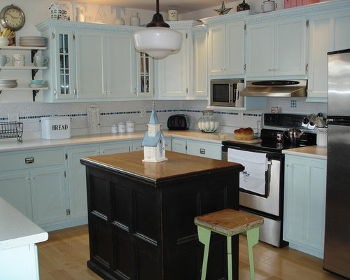 how install kitchen cabinets light aqua home design ideas pictures remodel and decor 4363