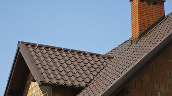 Metal Roof Canada Inc. Saint-Laurent Metal Roofing System.