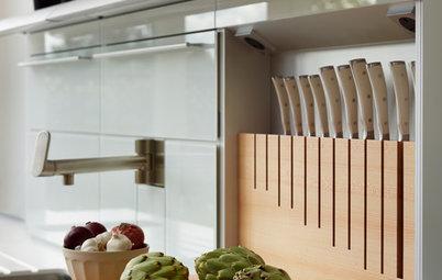 17 tips: Så håller du dina knivar vassa och smart förvarade