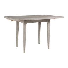 Ringo Bistro Table, Bianco Finish