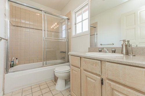 Updating 1990s Bathrooms On A Low Budget