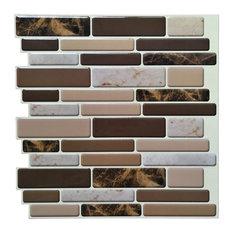 "Kitchen Backsplash Tiles Peel and Stick Wall Stickers 12""x12"""