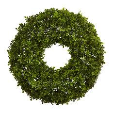 "22"" Boxwood Wreath"