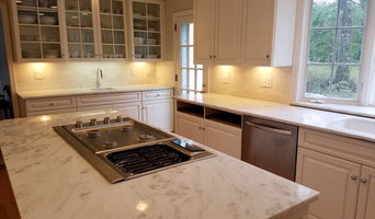 Greenwich House Kitchen Countertop
