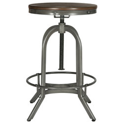 Industrial Bar Stools And Counter Stools by Safavieh