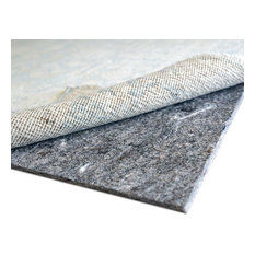 "Contour Lock 1/8"" Felt and Rubber Rug Pad, 7'x10'"