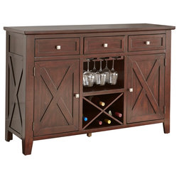 Transitional Buffets And Sideboards by HedgeApple