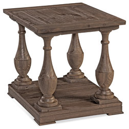 Fresh Traditional Side Tables And End Tables by BASSETT MIRROR CO