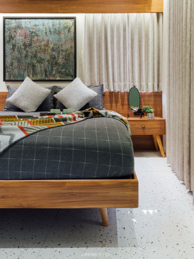 Contemporary Bedroom by Intrinsic Designs