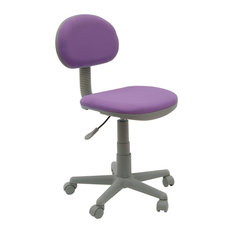 Studio Designs   Deluxe Task Chair, Purple And Gray   Kids Chairs