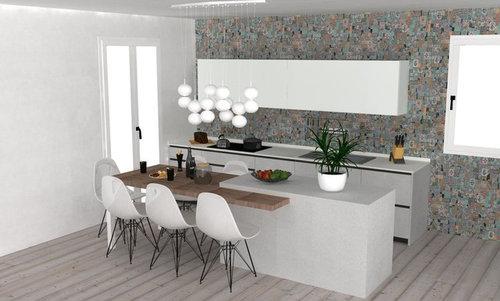 Rivestimento cucina - Idee rivestimento cucina ...