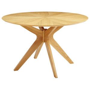Bexley Oak Dining Table