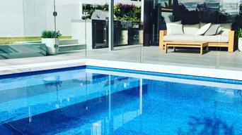 Crisp Pool Design + Landscape