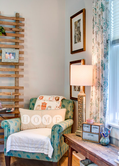 Shabby-chic Style  by Centerbeam Construction